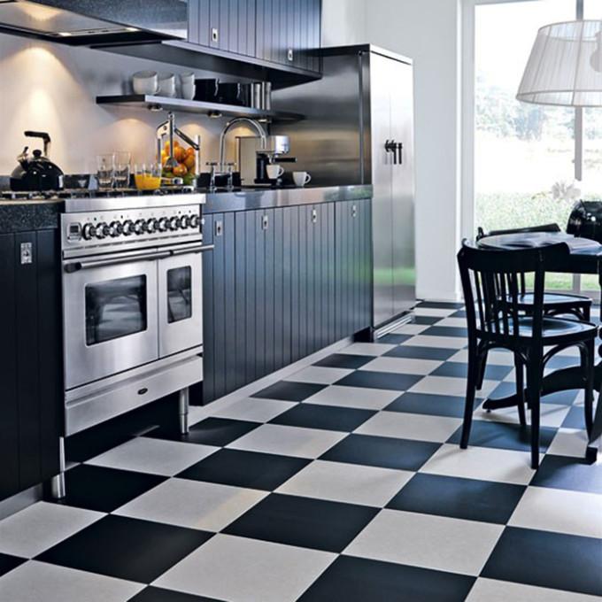 Trik Memilih Lantai Keramik Dapur Minimalis