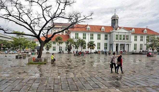 Berwisata Sejarah Di Kota Tua Smartmama