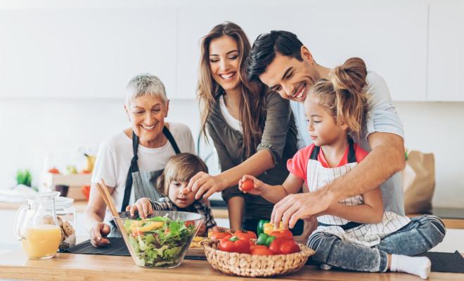 Pedoman Gizi Seimbang Makanan Sehat Keluarga | Smartmama
